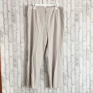 Lafayette 148 Menswear Lilac Dress Pants sz 14